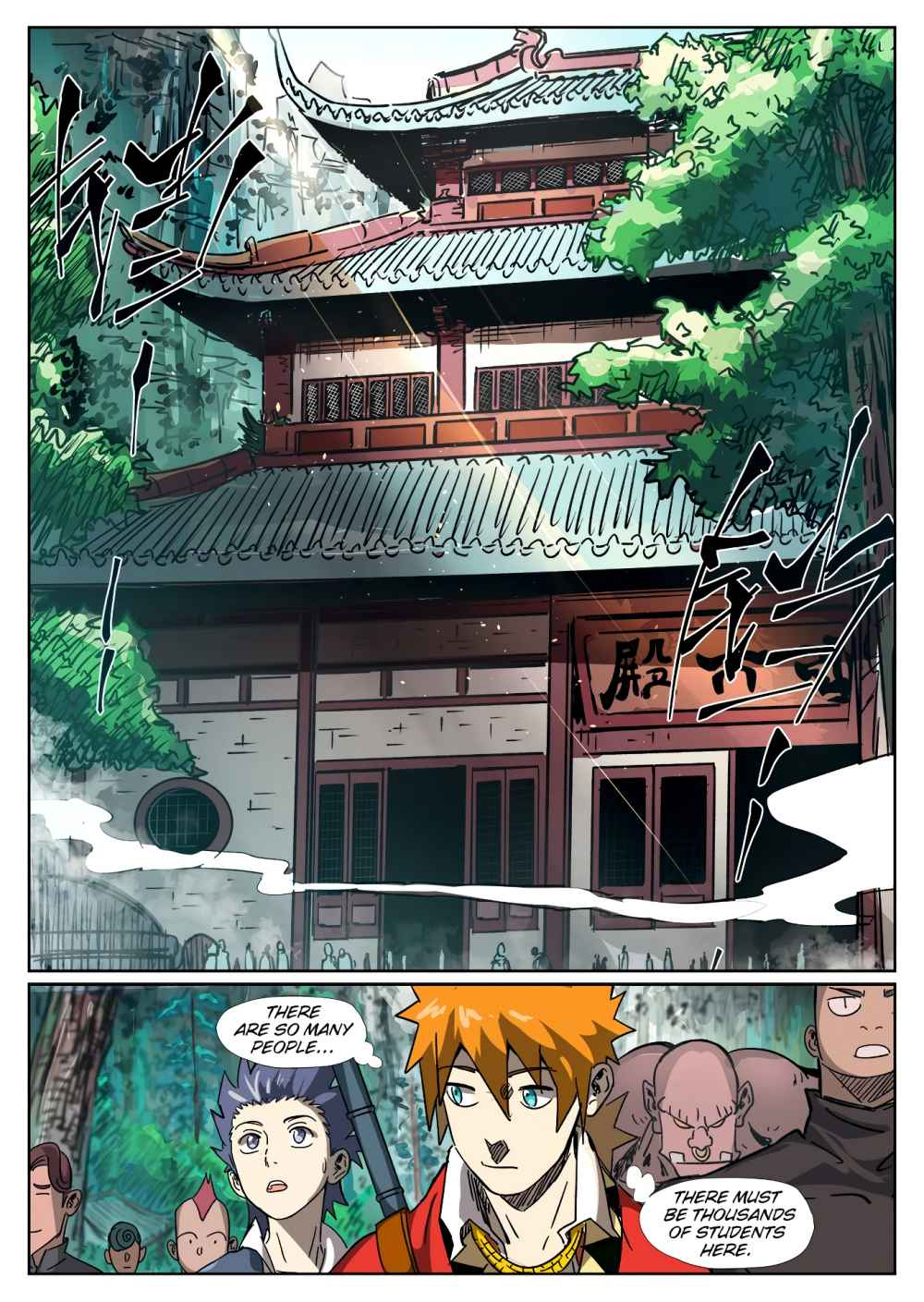 Tales of Demons and Gods - 297.5 page 4